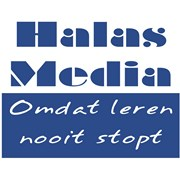 logo 2014 halas media motto vierkant-180
